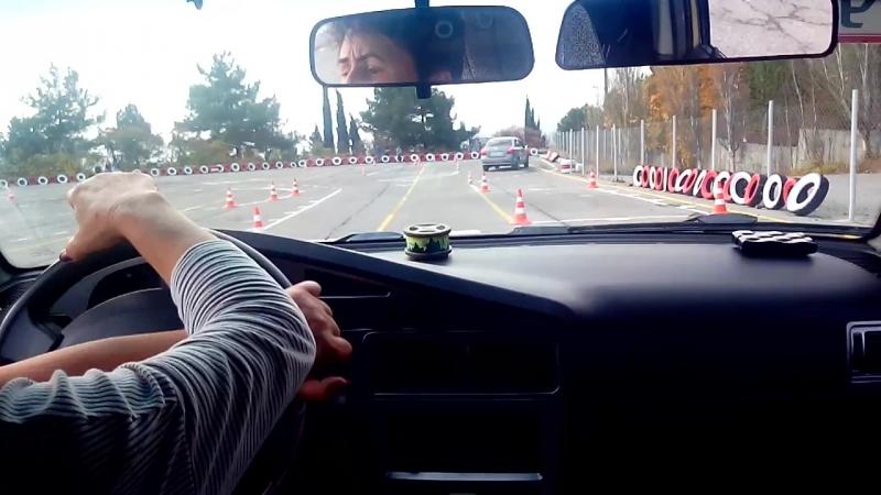 Автошкола водительского мастерства Алекс.Автодром.Экзамен 2016