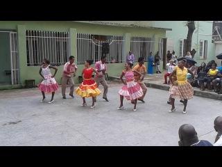 Conjunto Folklorico Nacional - Cha Cha Cha