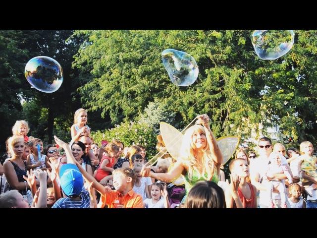VTemeTV - Фестиваль мыльных пузырей Dreamflash -2016
