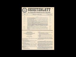 1990 Artikel 23 Grundgesetz gelöscht = Beitritt der BRD zur DDR ?