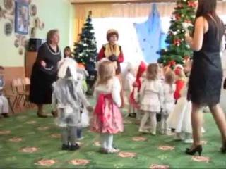Новорічний ранок 2014 у малят дит.садочку №20 м.Тернопіль