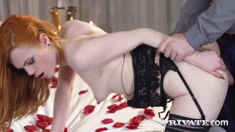 Private Ella Hughes celebrates her engagement with a vaginal creampie All Sex, New Porn