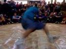 Top9Crew Disco T vs. Tip Top T (Tatanaka) - Exhibition battle in Saint-P, Russia (December, 2009)
