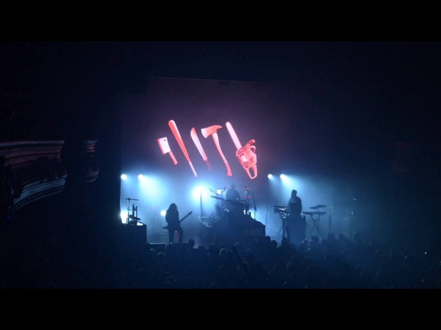 † Carpenter Brut † Maniac Cover † La Cigale † Paris † 05 27 2016 †