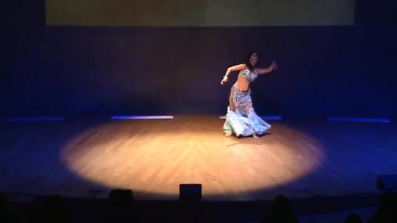 MARTA KORZUN 2016 IBHATH ANNI 'Egypto en Barcelona 2016'