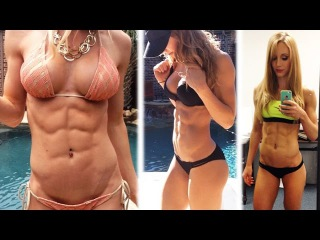 RACHEL SCHEER - Fitness Model: Exercises for a Lean and Ripped Body @ USA