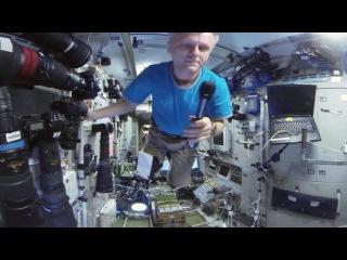 Видео 360: космонавт Андрей Борисенко проводит экскурсию по МКС в новом проекте RT