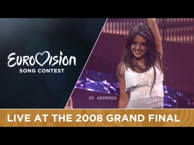Sirusho Qele Qele Armenia Live 2008 Eurovision Song Contest