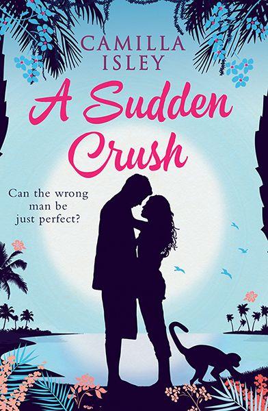 Book cover Camilla Isley - A Sudden Crush