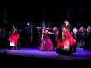 31 07 2014 Закрытие мюзикла Бал вампиров Сцена Бала сюрприз