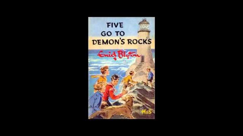 Five go to Demon's Rocks Enid Blyton The Famous Five Series Audiobook Full