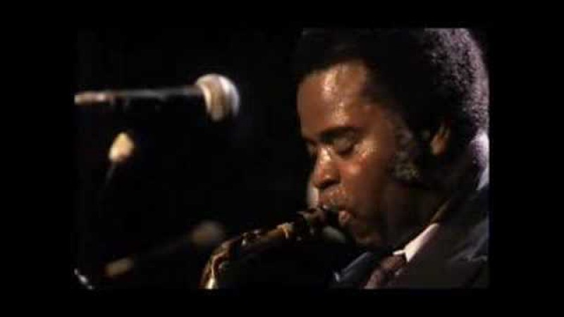 Maceo Parker plays Marvin Gaye Let's Get It On
