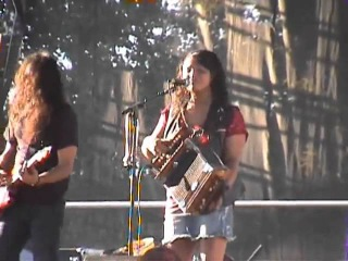 Rosie Ledet & the Zydeco Playboys  2010 Simi Valley Cajun & Blues Music Fest