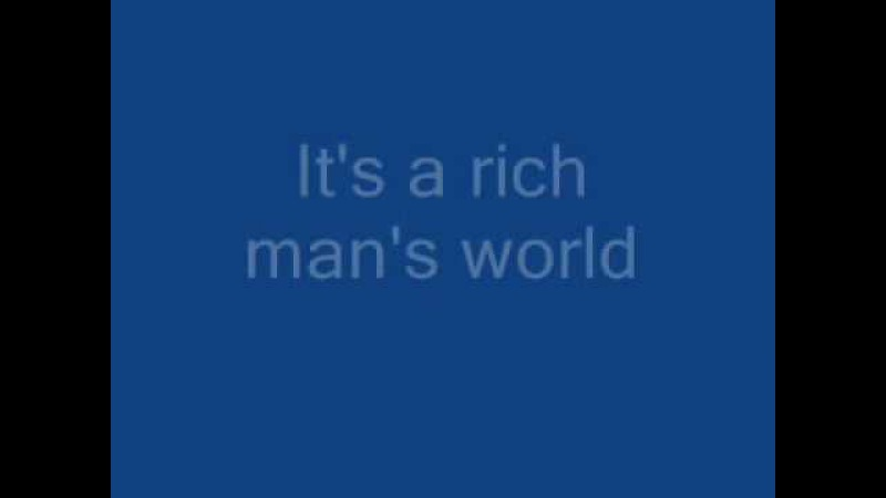ABBA-Money Money Money Lyrics