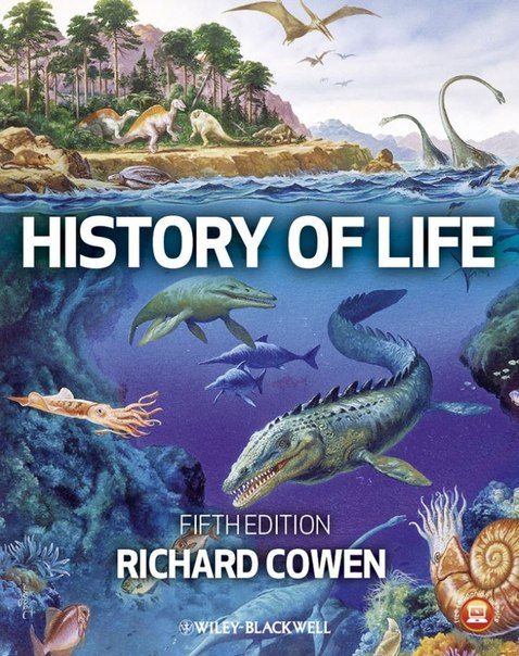 Richard Cowen - History of life