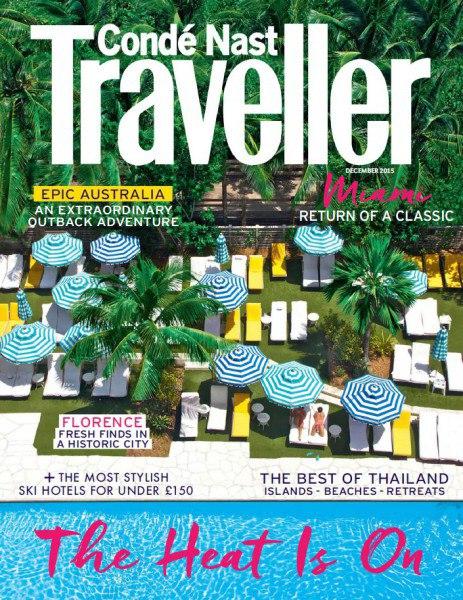 Conde Nast Traveler - December 2015