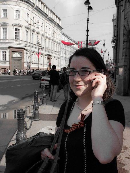 Татьяна Марголина: Фотограф Андрей Орт
