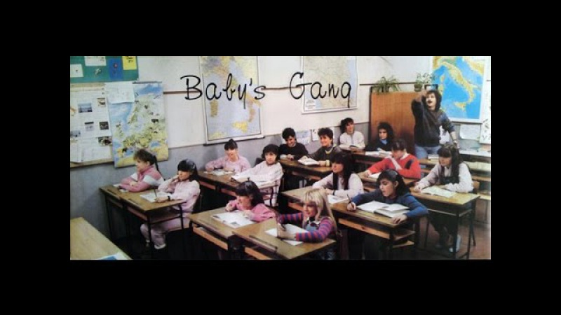 Baby's Gang ― Challenger Happy song