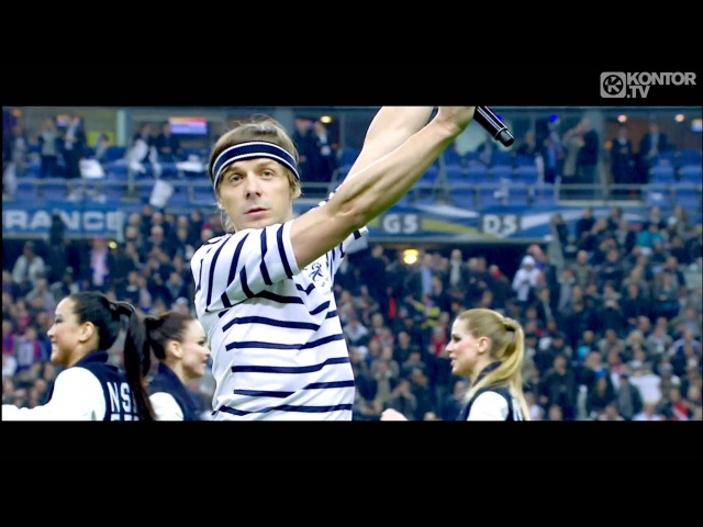 Martin Solveig Feat Kele Ready 2 Go Official Short Video Version HD