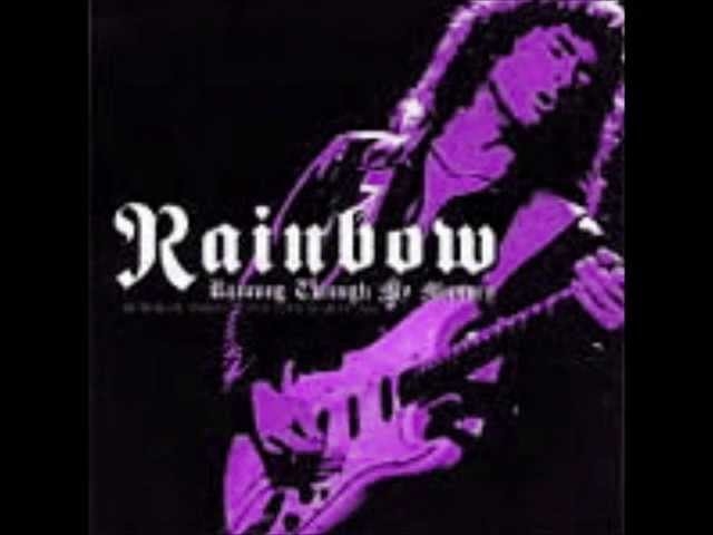 Rainbow - Anybody there