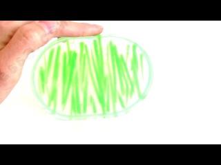 """Мыло ручной работы """"Весенняя трава"""" (Видео обзор)"""