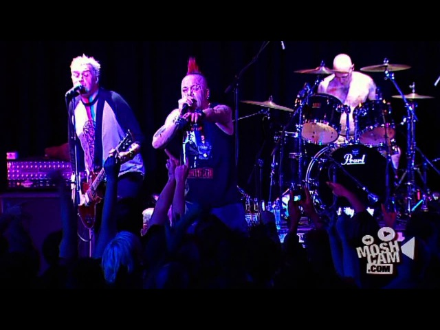 The Exploited Troops Of Tomorrow Live in Sydney Moshcam