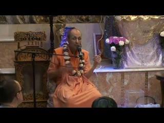 Е.С. Бхакти Ананта Кришна Госвами, , Лекция на Шат-тила экадаши