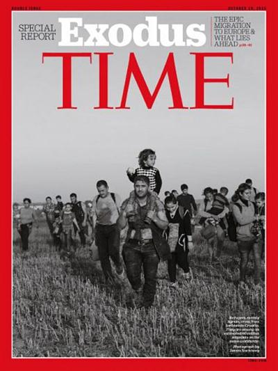 Time Magazine - October 19, 2015
