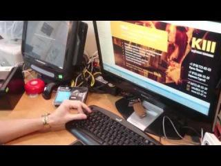 """""""Шальной бургер"""" - Работа в iiko с планшетом по Wi-Fi и сетевым принтером"""