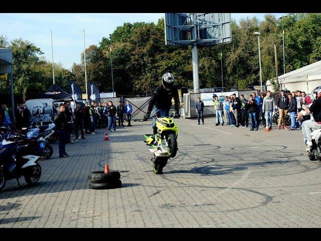 Rozpoczęcie Sezonu Skutery Motorowery Warszawa