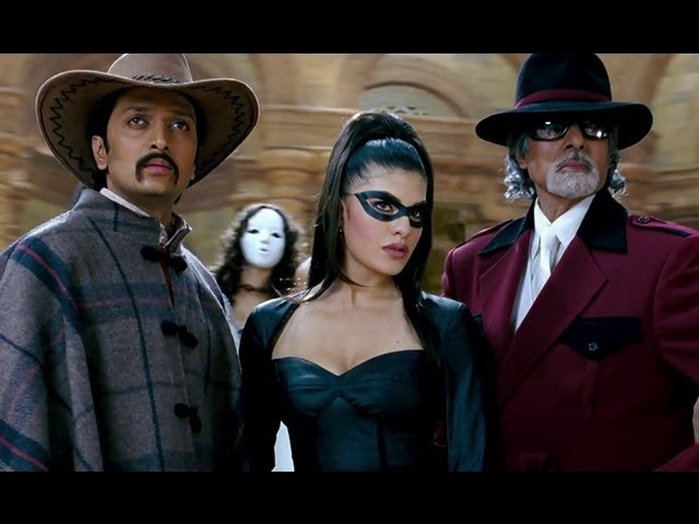 Bachke O Bachke Video Song Aladin Amitabh Bachchan Ritesh Deshmukh Jacqueline Fernandez