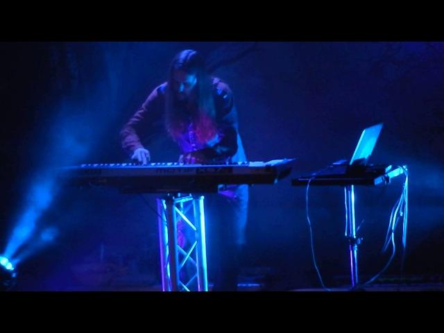 Kamelot Oliver Palotai Keyboard Solo @ Patronaat