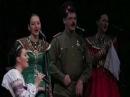 Елена Ваенга и казаки. концерт в Ростове