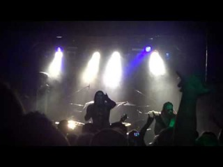 Septicflesh Anubis Meet Factory Prague