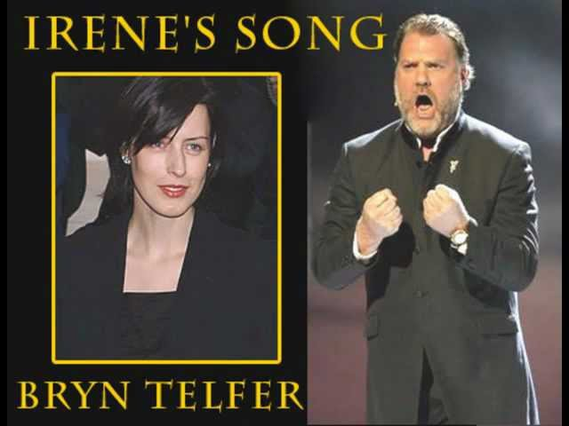 BRYN TERFEL Irene's Song Life Is a Dance We Must Learn The Forsyte Saga Theme 2002