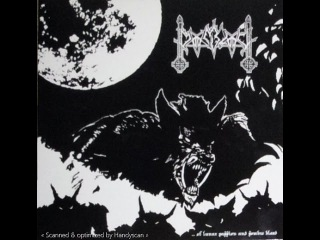 Moonblood -... of Lunar Passion and Sombre Blood - From Hell Boxset (Full Vinyl Rip)