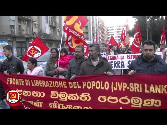 12M. Roma in piazza contro la guerra. NoNATO NoGUERRA