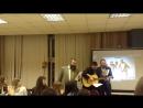 Завершающий вечер зимнего семинара GYV 2016 Выступление Раввинов Очень здорово