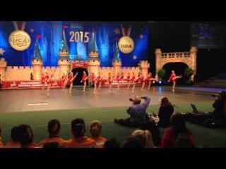 CAL STATE FULLERTON DANCE TEAM - 2015 UDA D1 Jazz National Champions