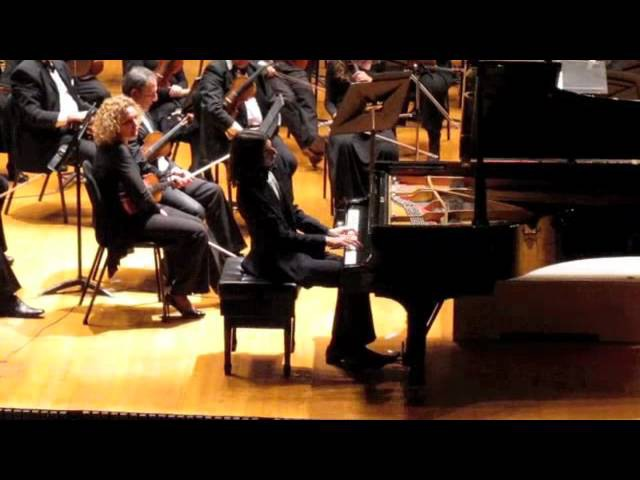 Bach-Marcello, Adagio from Concerto in D minor, Adi Neuhaus (age 15)