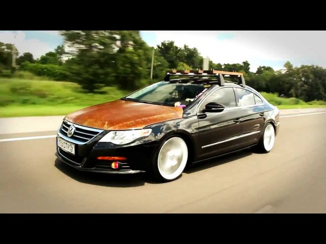 Passat CC Lenso Wheels by Bryan TheCeo