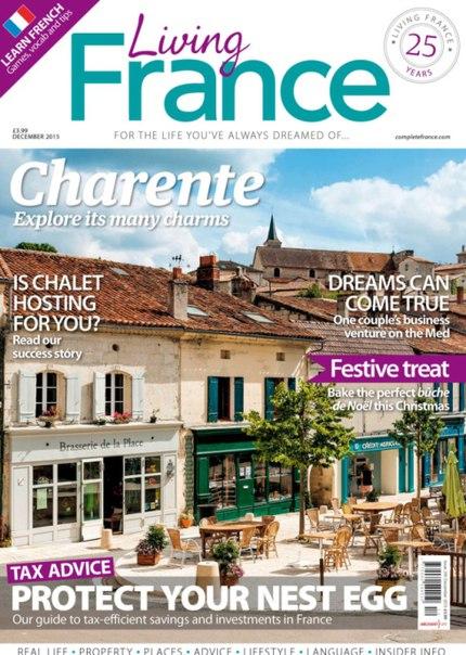 Living France - December 2015