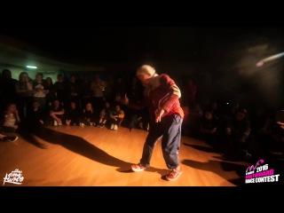 HIP HOP PROFI 1X1 | 1/4 Date vs. Ronin (WIN) | MOVE FORWARD DANCE CONTEST 2016 Official HD