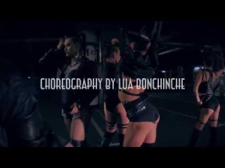 Lua Soldiers with Aleksey Fly. Vogue choreography by Lua Bonchinche