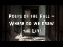 Poets of the Fall - Where do we draw the Line [Acoustic