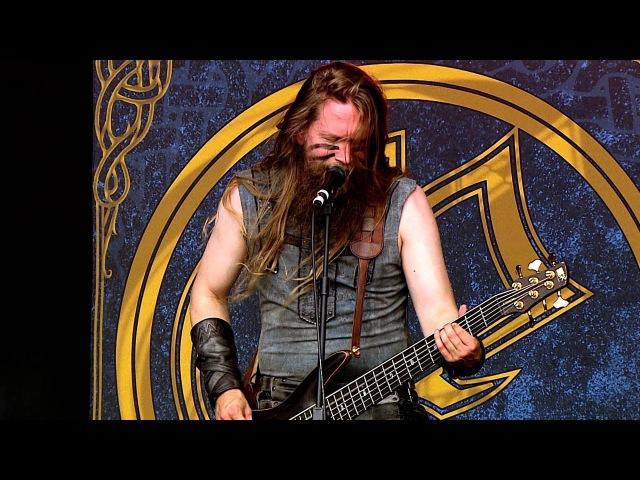 Ensiferum Treacherous Gods Bloodstock 2015