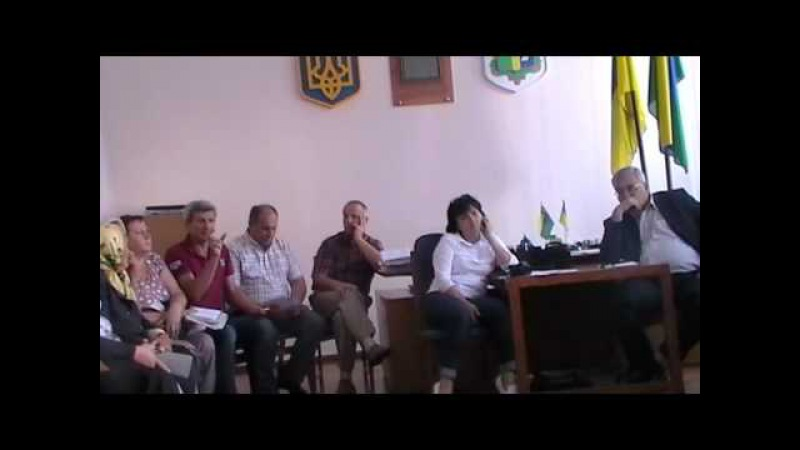 Засідання президії Радомишльської районної ради .20.07.2016 р.