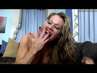 - Allura Skye - Mom Becomes Addicted to My Dick