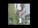 Пожар в успенске.ногинск 23 августа