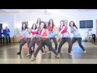 Студия «Salsa Club» г. Киев. «Реггетон» - «Bailando con los Orishas» - SALSAMAYOVKA 2016